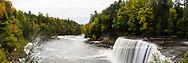 64797-00810 Tahquamenon Falls in fall, Chippewa County, MI