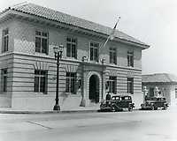 1936 Hollywood's Police Station
