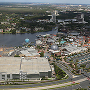 ORLANDO, FL - MARCH 23:  Disney Springs shopping areas remain closed to the public due to the Coronavirus threat on March 23, 2020 in Orlando, Florida. The United States has surpassed 43,000 confirmed cases of the Coronavirus (COVID-19) and the death toll climbed to at least 514. (Photo by Alex Menendez/Getty Images)
