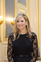 December 21, 2017 - The Hague, NETHERLANDS - 21-12-2017 The Hague Queen Maxima pose for the media at palace Noordeinde in The Hague...© PPE/pool.Credit: PPE/face to face.- No rights for the Netherlands  (Credit Image: © face to face via ZUMA Press)