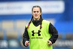 Wales Ffion Lewis<br /> Wales Women v South Africa Women<br /> Autumn International<br /> <br /> Photographer Mike Jones / Replay Images<br /> Cardiff Arms Park<br /> 10th November 2018<br /> <br /> World Copyright © 2018 Replay Images. All rights reserved. info@replayimages.co.uk - http://replayimages.co.uk