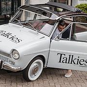NLD/Amsterdam/20150602 - Talkies Terras award 2016, Tamar Gönen