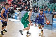 AVELLINO 22 NOVEMBRE  2014<br /> BASKET SERIE A<br /> Sidigas Scandone Avellino Enel Brindisi<br /> NELLA FOTO Adrian Banks<br /> FOTO CIAMILLO