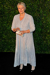 Judi Dench nominated  best leading actress for the Oscars 2014.<br /> Dame Judy Dench attends the 58th London Evening Standard Theatre Awards in association with Burberry, London, UK, November 25, 2012. Photo by Chris Joseph / i-Images.