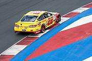 September 28-30, 2018. Charlotte Motorspeedway, ROVAL400: 22 Joey Logano, Shell Pennzoil, Ford, Team Penske