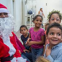 Santa en las Calles 2018