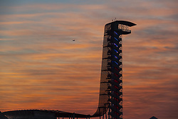 March 22, 2019 - Austin, Texas, U.S. - The sun rises on the Circuit Of The Americas as it plays host to the INDYCAR Classic at in Austin, Texas. (Credit Image: © Walter G Arce Sr Asp Inc/ASP)