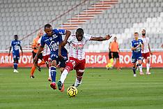 Ac Ajaccio vs Troyes - 27 July 2018