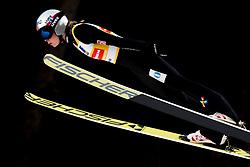 February 7, 2019 - Ljubno, Savinjska, Slovenia - foto: Rok Rakun https://rrakun.comMaren Lundby of Norway competes on qualification day of the FIS Ski Jumping World Cup Ladies Ljubno on February 7, 2019 in Ljubno, Slovenia. (Credit Image: © Rok Rakun/Pacific Press via ZUMA Wire)