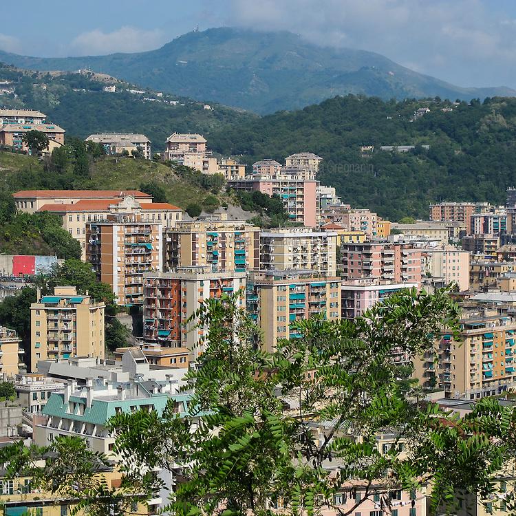 Genova, urban scape