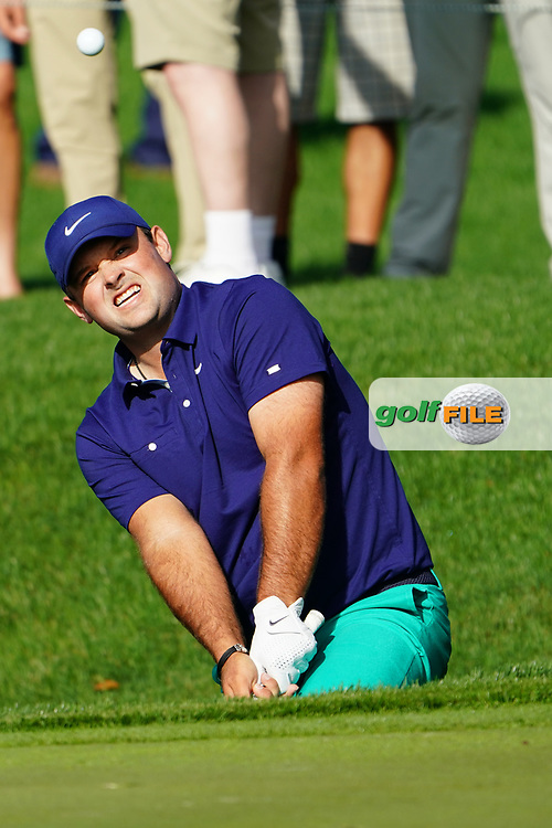 Patrick Reed (USA) during Round 1 of the Players Championship, TPC Sawgrass, Ponte Vedra Beach, Florida, USA. 12/03/2020<br /> Picture: Golffile | Fran Caffrey<br /> <br /> <br /> All photo usage must carry mandatory copyright credit (© Golffile | Fran Caffrey)