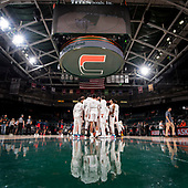2020 Hurricanes Men's Basketball