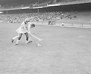 All Ireland Junior Camogie Final - Dublin v Clare..15.09.1974  15th September 1974