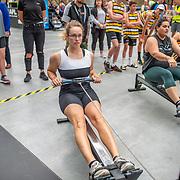 9:58 AM- Perry Group #8- Women?s & Men?s 2000m U19, Open, U23, Masters A, U14, U15<br /> <br /> NZ Indoor Champs, raced at Avanti Drome, Cambridge, New Zealand, Saturday 23rd November 2019 © Copyright Steve McArthur / @rowingcelebration www.rowingcelebration.com