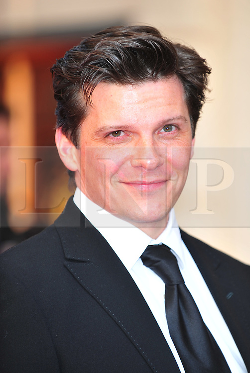 © Licensed to London News Pictures. 15/04/2012. London, England. Nigel Harman attends the 2012  Olivier Awards at The Royal Opera House in Covent Garden London on April 15th, England. Photo credit : ALAN ROXBOROUGH/LNP
