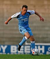 Photo: Glyn Thomas.<br />Port Vale v Manchester City. Pre Season Friendly. 26/07/2006.<br /> Manchester City's Paul Dickov.
