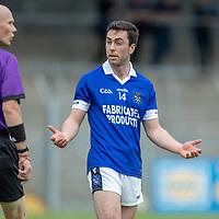 Cratloe's Conor McGrath protests to the referee