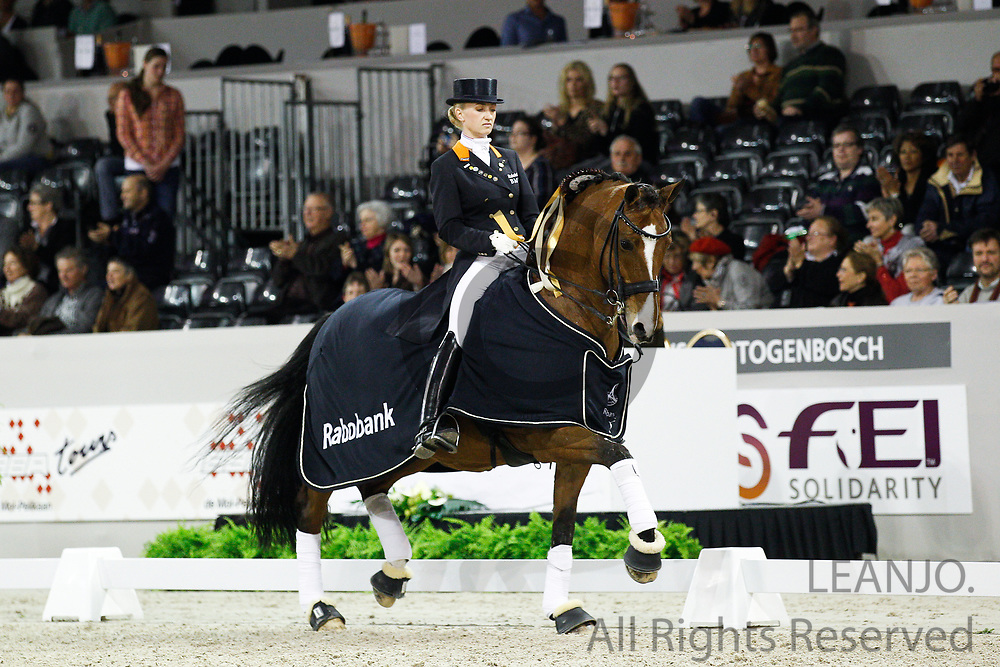 Lorraine van den Brink - Orlandus<br /> Indoor Brabant 2012<br /> © DigiShots