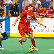 The Missouri Comets defeat the Baltimore Blast 5-4 in sudden death OT