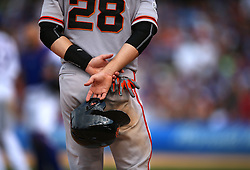 Buster Posey, 2015
