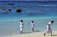 Sri Lanka Côte sud - plage de Weligama<br /> <br /> Welligama beach - south coast - Sri Lanka