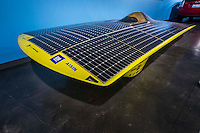 2005 Momentum Solar Car (front)