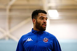 Lewis Champion of Bristol Flyers - Photo mandatory by-line: Robbie Stephenson/JMP - 10/04/2019 - BASKETBALL - UEL Sports Dock - London, England - London Lions v Bristol Flyers - British Basketball League Championship