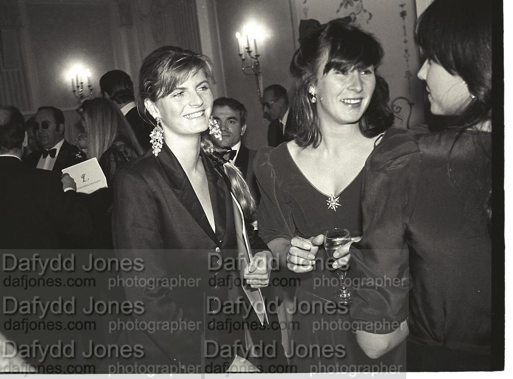 SUSANNAH CONSTANTINE, LULU BLACKER, LEILA'S EVENING. KENSINGTON, 1987.