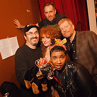 Julie Klausner's How Was Your Week Live - with Ted Leo, Leslie Kritzer, Jean Grae, Carl Newman, Triumph the Insult Comic Dog - The Bell House - October 30, 2013