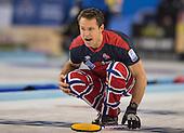 20161120/24 Curling, Glasgow. Scotland.