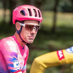 23-08-2020: Wielrennen: NK elite: Drijber <br />Sebastian Langeveld