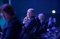 DEU, Deutschland, Germany, Berlin, 22.06.2021: Bundesfinanzminister und Kanzlerkandidat Olaf Scholz (SPD) beim Tag der Industrie (TDI) des Bundesverbands der Deutschen Industrie (BDI) in der Verti Music Hall.