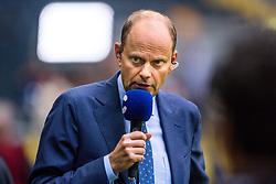 August 12, 2018 - Stockholm, SVERIGE - 180812  Cmore:s Lars Granqvist under fotbollsmatchen i Allsvenskan mellan AIK och Elfsborg den 12 augusti 2018 i Stockholm  (Credit Image: © Simon HastegRd/Bildbyran via ZUMA Press)