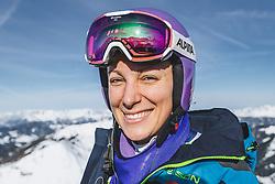 09.01.2020, Keelberloch Rennstrecke, Altenmark, AUT, FIS Weltcup Ski Alpin, Abfahrt, Damen, 1. Training, im Bild Ilka Stuhec (SLO) // Ilka Stuhec of Slovenia during her 1st training run for the women's Downhill of FIS ski alpine world cup at the Keelberloch Rennstrecke in Altenmark, Austria on 2020/01/09. EXPA Pictures © 2020, PhotoCredit: EXPA/ Johann Groder