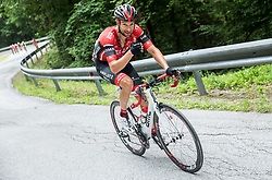 Matej Mugerli (SLO) of Amplatz - BMC during Stage 3 of 24th Tour of Slovenia 2017 / Tour de Slovenie from Celje to Rogla (167,7 km) cycling race on June 16, 2017 in Slovenia. Photo by Vid Ponikvar / Sportida