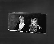 BORIS JOHNSON; ALLEGRA MOSTYN-OWEN, Christchurch Commen Ball. Oxford, 26 June 1987. Test strip from the Oxford Box