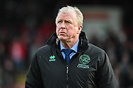 Queens Park Rangers Manager Steve McClaren during the EFL Sky Bet Championship match between Brentford and Queens Park Rangers at Griffin Park, London, England on 2 March 2019.