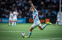 September 8, 2018 - Nanterre, France - Transformation de Finn RUSSELL  (Credit Image: © Panoramic via ZUMA Press)