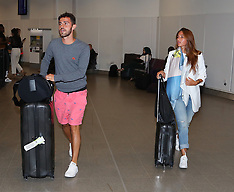 Bernado Silva arrives in Manchester - 31 July 2017