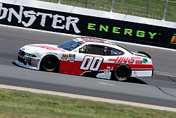 July 20, 2018 - Loudon, NH, U.S. - LOUDON, NH - JULY 20: Cole Custer, driver of the #00 Haas Automation Ford during practice for the Lakes Region 200 Xfinity Series race on July 20, 2018, at New Hampshire Motor Speedway in Loudon, NH. (Photo by Malcolm Hope/Icon Sportswire) (Credit Image: © Malcolm Hope/Icon SMI via ZUMA Press)