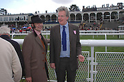 Lord Harlech and Viscount Windsor Ludlow Charity Race Day,  in aid of Action Medical Research. Ludlow racecourse. 24 march 2005. ONE TIME USE ONLY - DO NOT ARCHIVE  © Copyright Photograph by Dafydd Jones 66 Stockwell Park Rd. London SW9 0DA Tel 020 7733 0108 www.dafjones.com