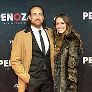 NLD/Amsterdam/20191118 - Filmpremiere Penoza: The Final Chapter, Arne Toonen en ..........