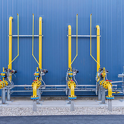 Client: Casey Industrial;  Project: Hopkins Generating Station
