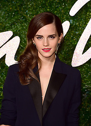 File photo dated 01/12/14 of Emma Watson, who became the subject of speculation last year when an Australian magazine reported that she and Prince Harry were an item.