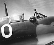 Spitfire at Felt Field