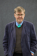 Legendary British playwright and author Alan Bennett, pictured at the Edinburgh International Book Festival where he talked about his latest work entitled The Uncommon Reader. The Book Festival was the World's largest literary event and featured writers from around the world. The 2007 event featured around 550 writers and ran from 11-27 August.