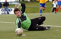 Fotball, NM, Cup Trondheim 26.05.2004, Strindheim - Fana 5-2, Eivind Norby, Fana<br />Foto: Carl-Erik Eriksson, Digitalsport