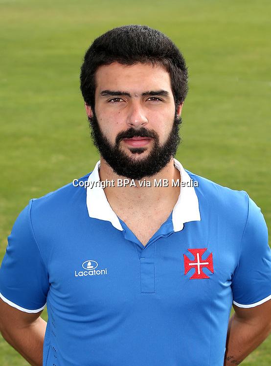 "Portugal - Primera Liga NOS 2015-2016 /  <br /> ( CF Os Belenenses ) - <br /> Nuno Miguel Adro Tomas "" Nuno Tomas """