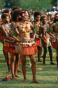 Tribal festival, Papua New Guinea