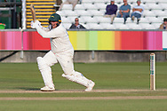 Mark Cosgrove batting during the Specsavers County Champ Div 2 match between Durham County Cricket Club and Leicestershire County Cricket Club at the Emirates Durham ICG Ground, Chester-le-Street, United Kingdom on 19 August 2019.
